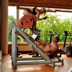 Sesion de Pilates 214